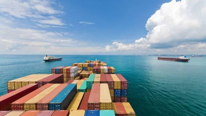 Merkel zet vaart achter vrijhandelsakkoord met VS