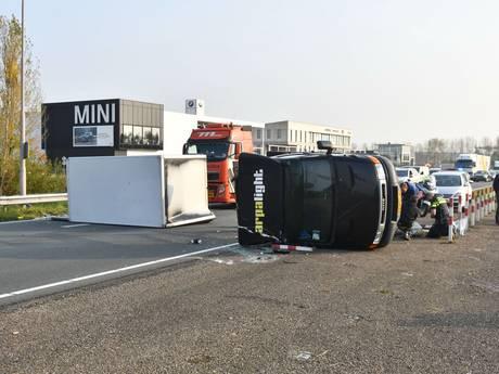 Betrokken chauffeur ongeluk N11 mogelijk onder invloed van drugs