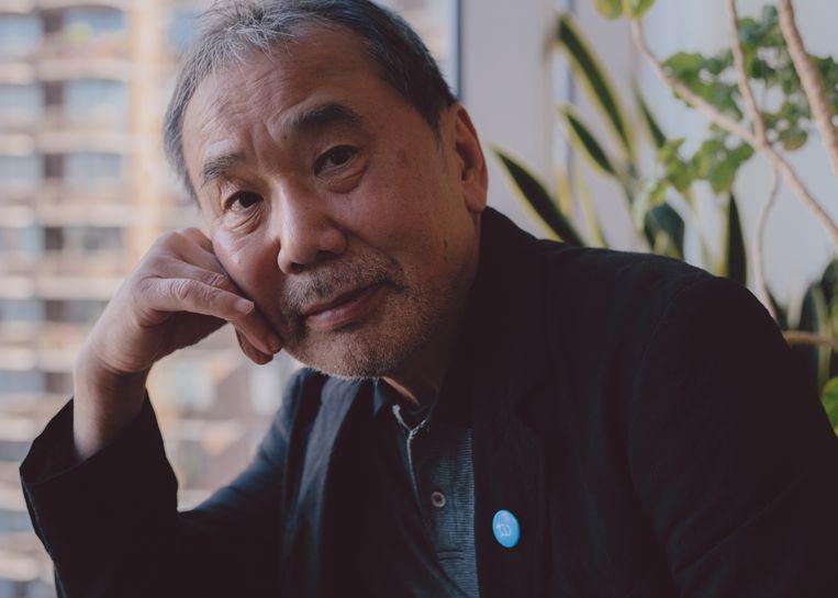 Haruki Murakami: 'Het coronavirus kan de wereldorde op zijn kop zetten.' Beeld NYT