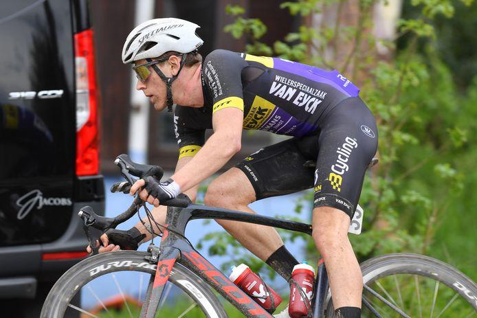 Tom Timmermans put vertrouwen uit zijn vijfde plaats in Zedelgem.