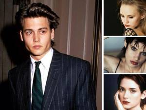 Johnny Depp: retour sur les femmes de sa vie