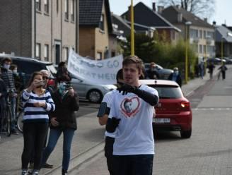 Anton (25) overwint dubbele verlamming en loopt marathon voor Brenn (11)