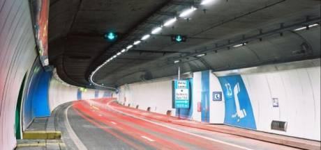 Attention aux bouchons: le tunnel de Cointe fermé durant quatre jours