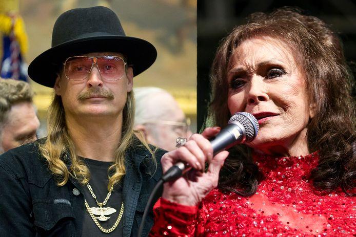 Kid Rock en Loretta Lynn