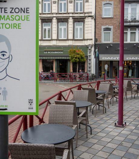 """124.000 """"années de vie"""" ont été perdues en 2020 en Belgique"""