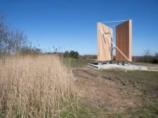Geen verspreiding verontreiniging door uitkijktoren op voormalige vuilstortplaats Wekerom, zegt Raad van State
