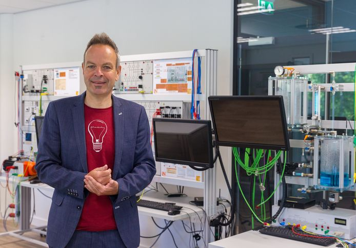 Bert-Jan Woertman start binnenkort als nieuwe directeur van Mikrocentrum in Veldhoven.