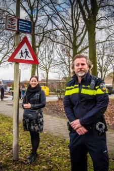 Dankzij buurtpreventieapp veel extra ogen op straat: Met 'dit is 'm' plaatste een juf de Haaksbergse inbreker in de groepsapp