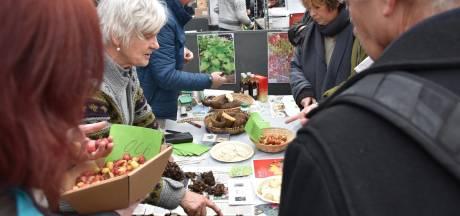 Moestuinevenement in Boekel blijkt schot in de roos: 3.000 bezoekers