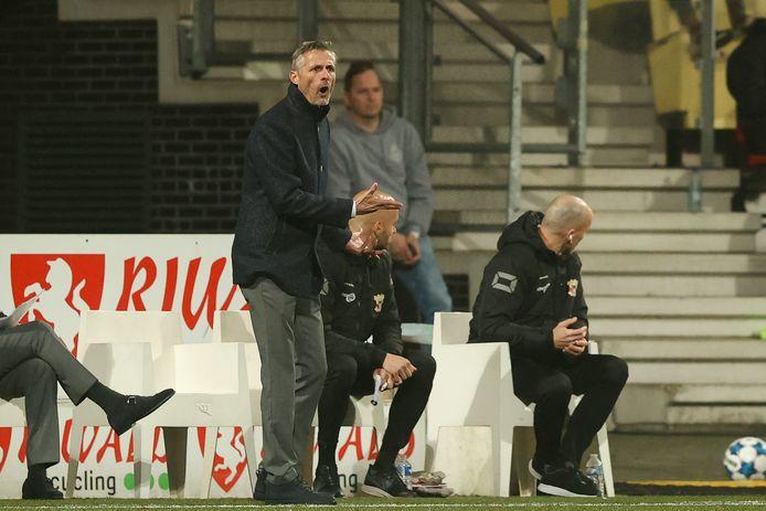 Kees van Wonderen coach van Go Ahead Eagles