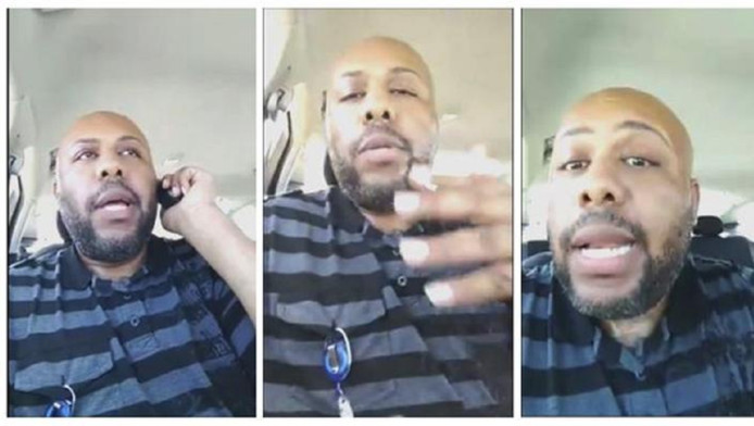 De voortvluchtige Steve Stephens vertelt in zijn tweede video dat hij dertien personen heeft vermoord.