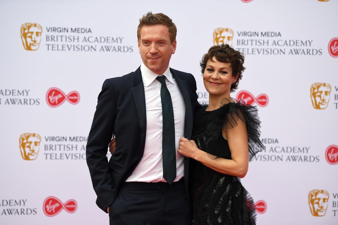 Helen McCrory et son mari Damian Lewis