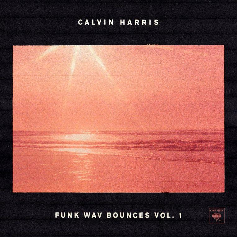 'Funk Wav Bounces Vol. 1' van Calvin Harris Beeld RV