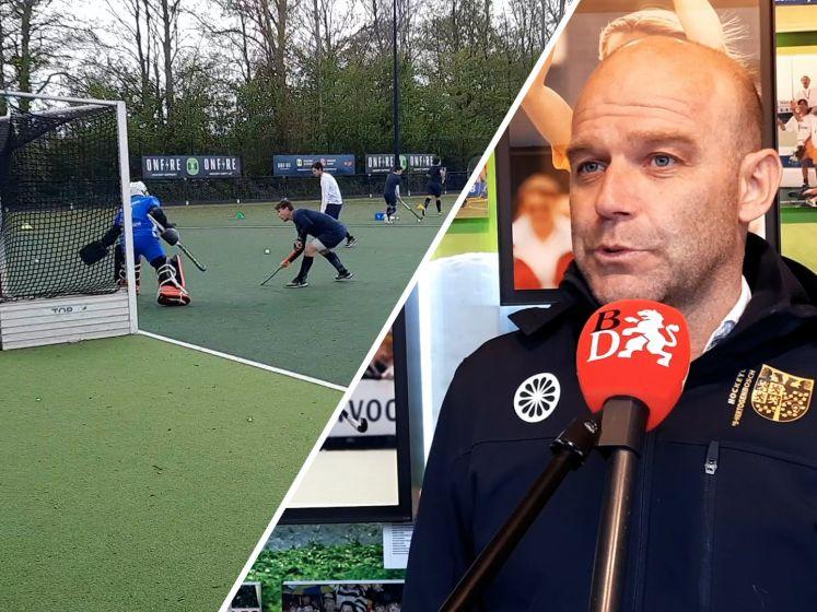 Mannen van HC Den Bosch na 20 jaar weer in de play-offs