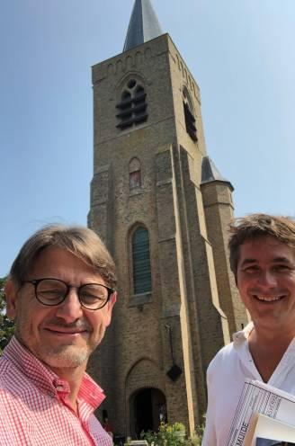 Slapen naast het altaar en de biechtstoel: in deze West-Vlaamse kerk kan je deze zomer overnachten