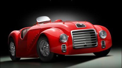 70 jaar Ferrari: iconisch vanaf dag één
