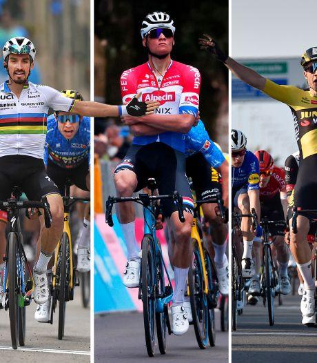Experts over Milaan-San Remo: 'Van der Poel moet niet met grote groep finishen'