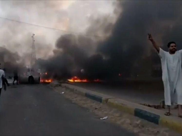 Mogelijke staatsgreep aan de gang in Soedan