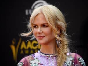 Nicole Kidman rêve d'être à nouveau maman