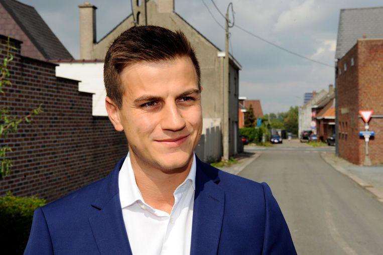 Dries Van Langenhove. Beeld Photo News