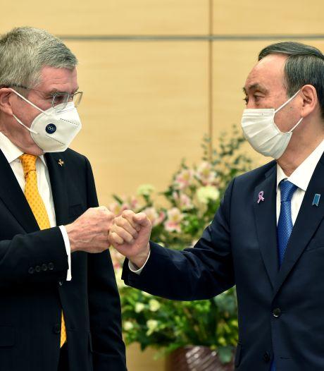 """Le Japon déterminé à organiser les Jeux olympiques """"cet été"""""""