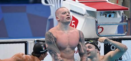 Adam Peaty na succesvolle Spelen toe aan mentale rust: 'Topsporters hebben geen normale baan'