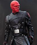Dit is Red Skull uit de film Captain America: The First Avenger.