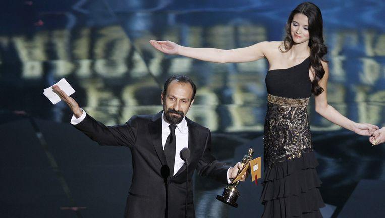 Asghar Farhadi Beeld © REUTERS