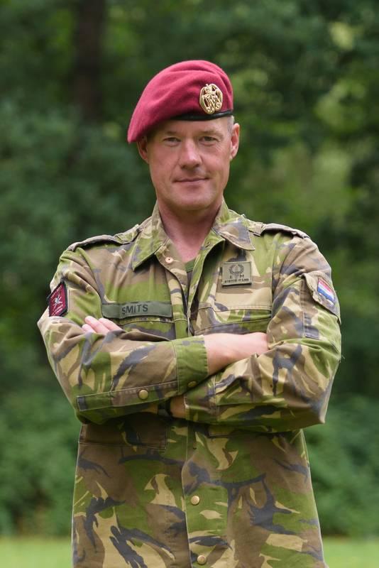Generaal Ron Smits.