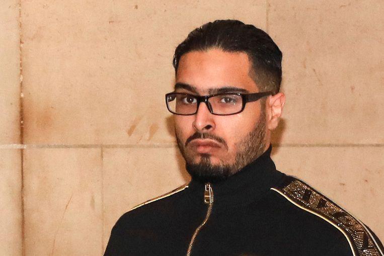 Jawad Bendaoud. Beeld AFP