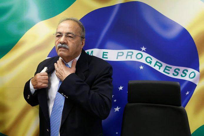 Een deel van het geld dat senator Rodrigues in zijn onderbroek stopte, zou 'bevuild' zijn geraakt.