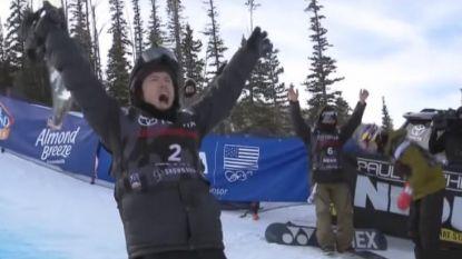 """""""Shaun White! Shaun White! Shaun White!"""": commentator wordt gek wanneer hij snowboardlegende """"beste run ooit"""" ziet afleggen"""