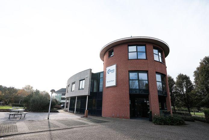 Cervo Dienstverlening opende zo'n anderhalf jaar geleden een pension voor buitenlandse arbeiders op kantorenpark Mercurion in Zevenaar.