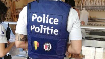 Brusselse politieman moet opmerkelijke 'Punisher'-badge verwijderen