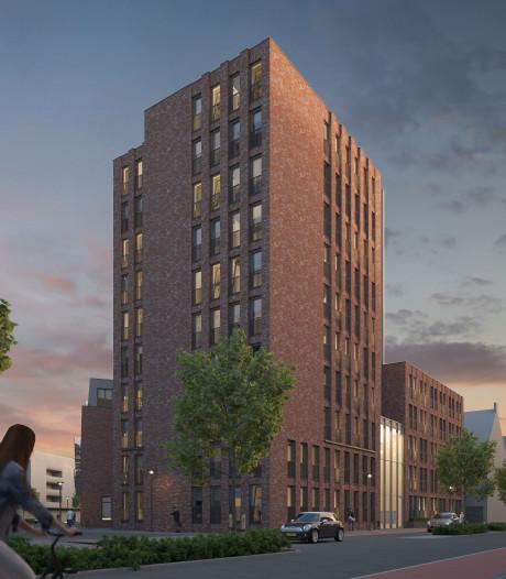 Rabo-locatie gaat 'CityTwin' heten; inschrijving voor huurappartementen is gestart