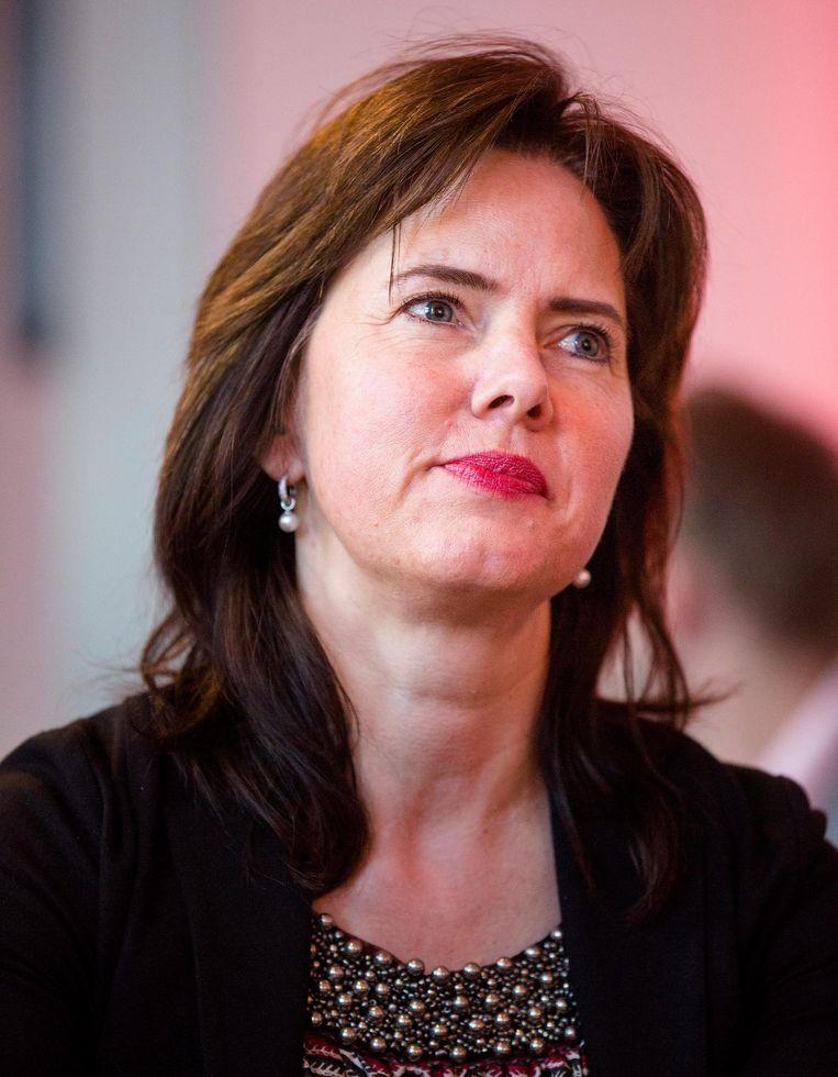 Cora van Nieuwenhuizen heeft heel wat politieke en bestuurlijke ervaring bijeen gesprokkeld Beeld anp