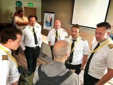 Piloten naar de rechter, eisen schadevergoeding en willen weg bij Ryanair