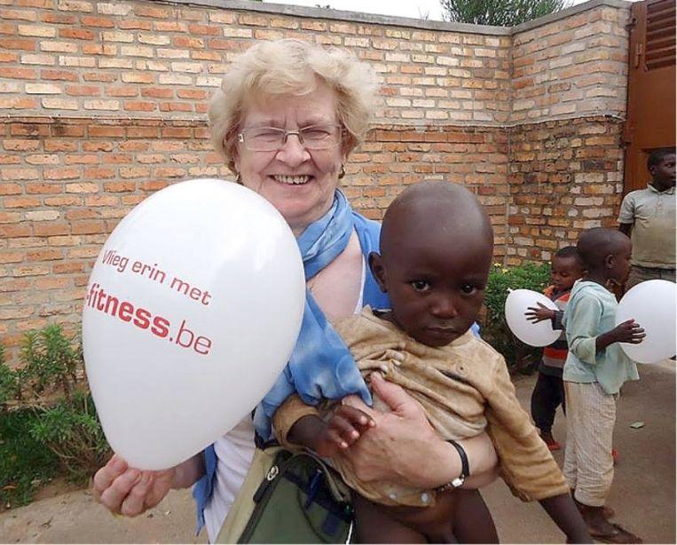 Imelda De Graef: 'Ik heb veel kinderen een goed plaatsje gegeven. Als ze ongelukkig zijn, is dat de schuld van de adoptieouders.'   Beeld