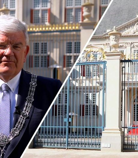 Burgemeester Jan van Zanen feliciteert koningin Máxima via video: '50 lentes jong'