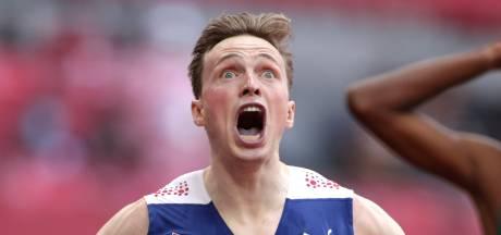 Tokio Kort   Warholm verpulvert wereldrecord 400 meter horden na sensationele race