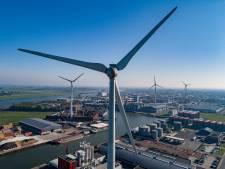 Zuiderzeehavengebied in Kampen krijgt er mogelijk nog twee windmolens bij