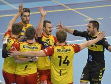 Apeldoornse volleyballers Draisma Dynamo beginnen kampioenspoule tegen Sliedrecht Sport