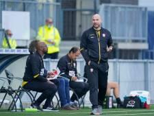 FC Dordrecht heeft primeur met FaceTime-coach: 'Misschien gaan we dit meer zien in de toekomst'
