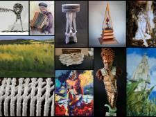 Tiende KuBra-Art expo met 11 Brabantse kunstenaars in Steenfabriek Gilze