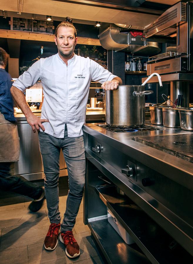 Michiel van der Eerde in 2020, toen hij zich eindelijk 'permanent' vestigde in Zuid.
