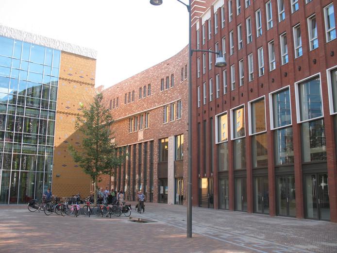 Cultuurgebouw Spectrum, gelegen tussen de Cultuurfabriek en gebouw Tricotage, is al dicht sinds november 2017.