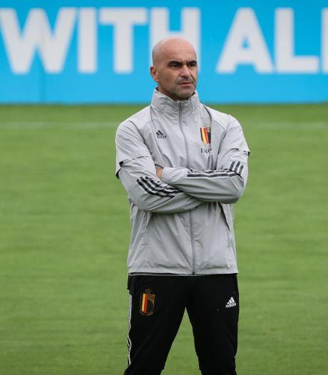 Roberto Martinez devrait bien rester le sélectionneur des Diables jusqu'au Mondial 2022 au Qatar