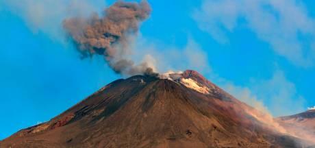 Les avions cloués au sol en Sicile à cause d'une éruption de l'Etna
