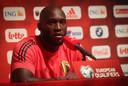 "Romelu Lukaku, ""icône du foot belge"" pour Roberto Martinez."