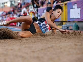"""Katarina Johnson-Thompson, dé concurrente van Nafi Thiam: """"Aan de start verschijnen is al een overwinning"""""""